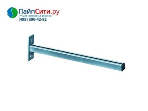 Консоль одинарная для кронштейна стояка L=350 мм