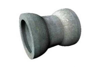 Чугунный двойной раструб ДР 100 Тайтон (Tyton) из вчшг