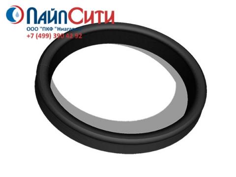 Резиновое уплотнительное кольцо (манжета) Ду 200 Tyton