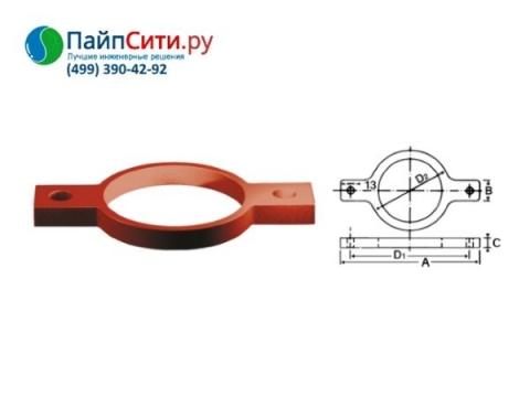 Опора Кронштейна стояка Dn 50 PAM-Global® SML
