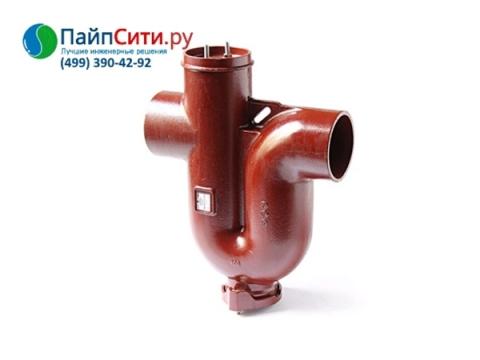 Сифон чугунный канализационный безраструбный Dn 50 PAM-Global® SML