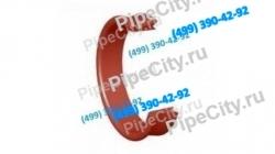 """Резиновое уплотнительное кольцо (манжета) Ду 100 """"ВРС"""""""