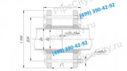 Муфта ремонтная МРН 400