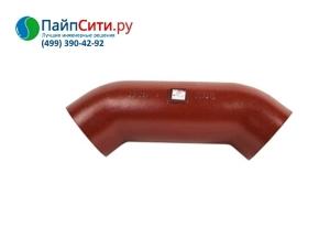 Отвод 44˚ DN 100 из двух колен PAM-GLOBAL® SML