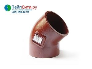 Отвод 45˚ DN 250 PAM-GLOBAL® SML