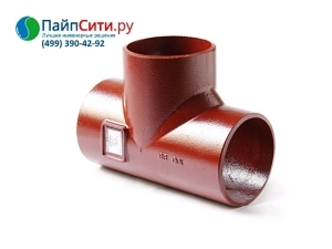 Тройник 88˚ Dn 50х50 PAM-Global® SML