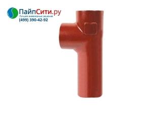 Тройник 88˚ Dn 100х100 удлиненный PAM-Global® SML