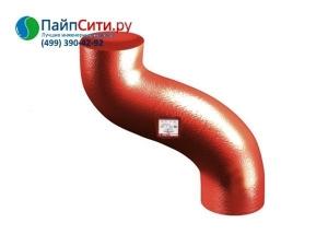 Уступ Dn 100х65х205 PAM-Global® SML