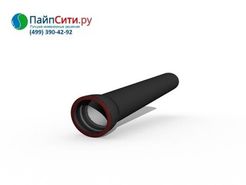 Труба ВЧШГ Ду 125 чугунная соединение Тайтон