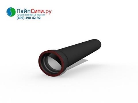 Труба ВЧШГ Ду 150 чугунная соединение Тайтон